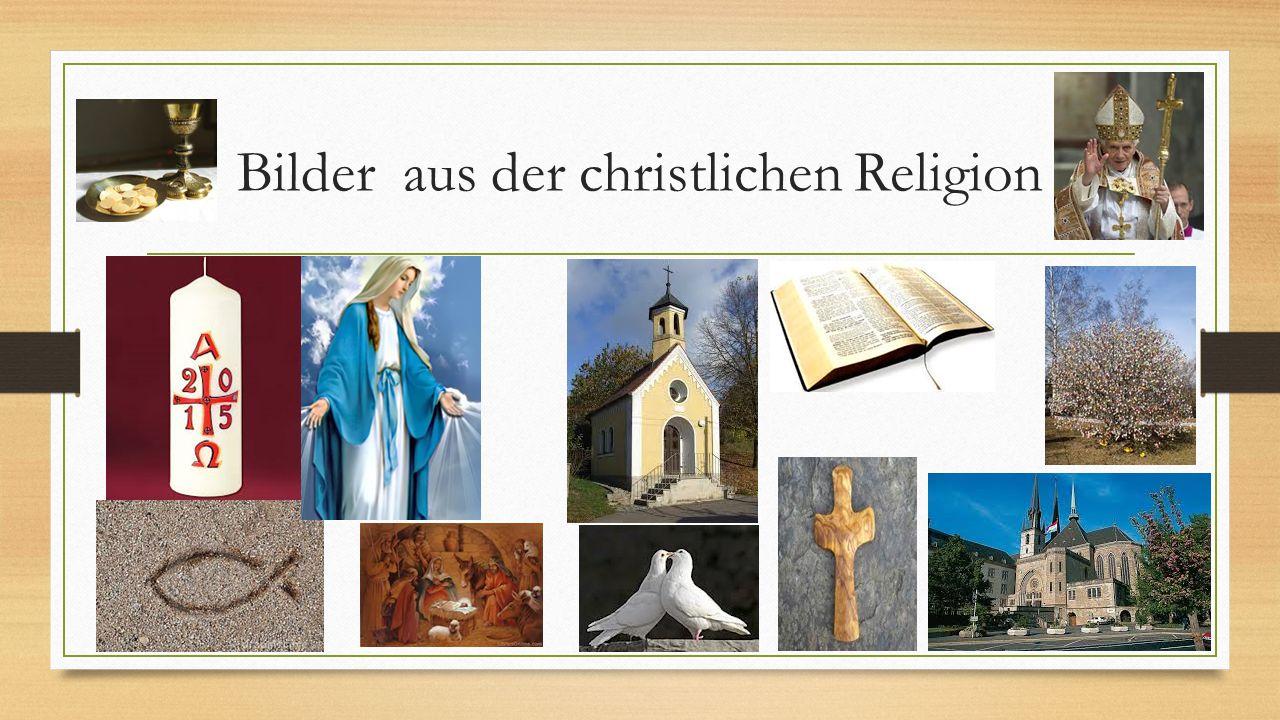 Bilder aus der christlichen Religion