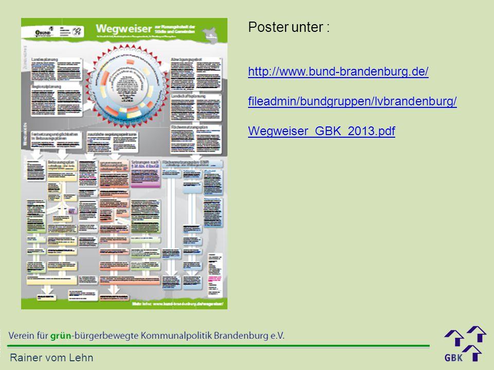 Poster unter : http://www.bund-brandenburg.de/
