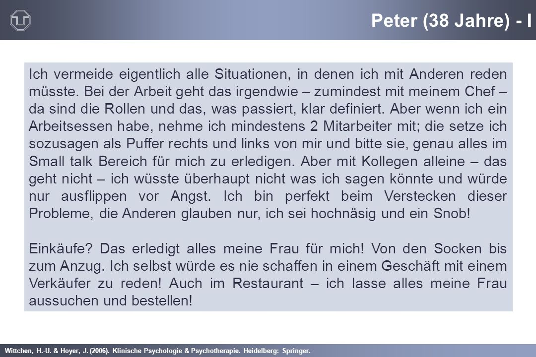 Peter (38 Jahre) - I