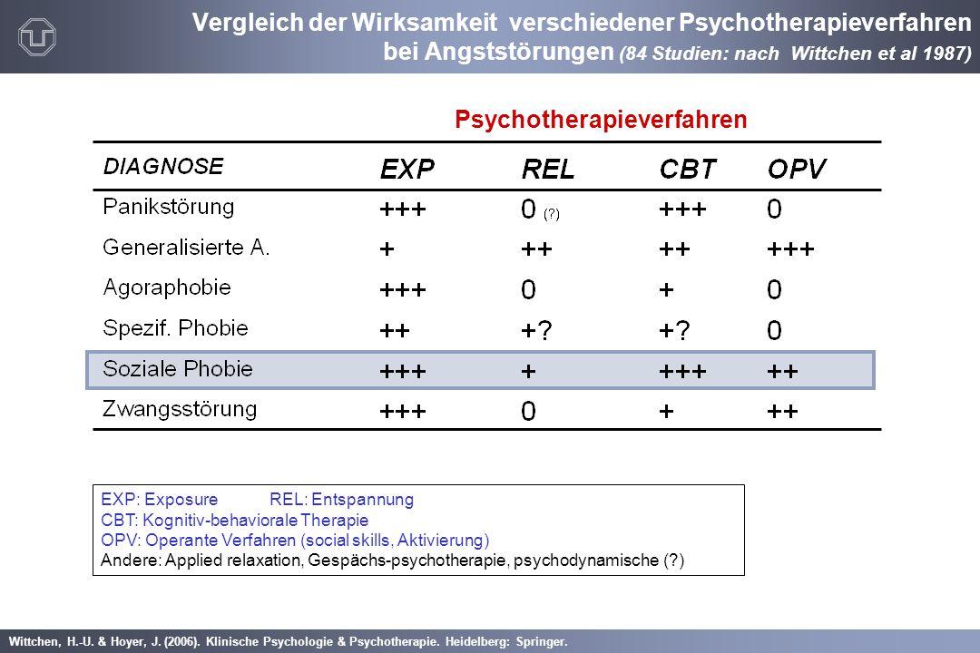 Psychotherapieverfahren
