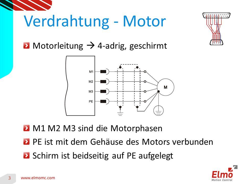 Berühmt Verdrahtung Eines Motors Zeitgenössisch - Der Schaltplan ...
