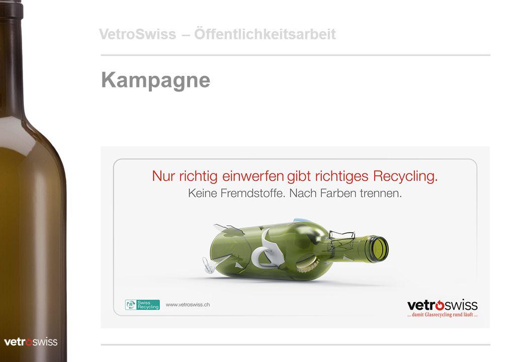 19.04.2017 VetroSwiss – Öffentlichkeitsarbeit Kampagne