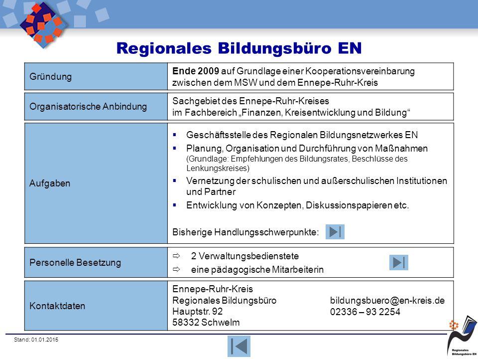 Regionales Bildungsbüro EN