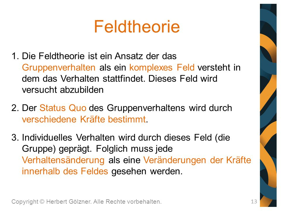 Feldtheorie