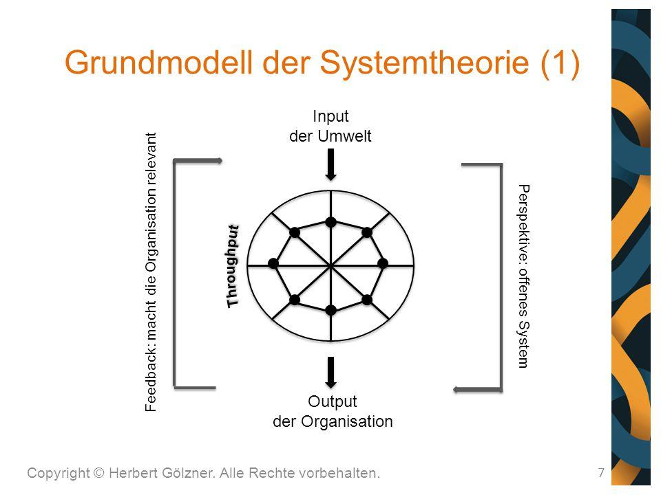 Grundmodell der Systemtheorie (1)