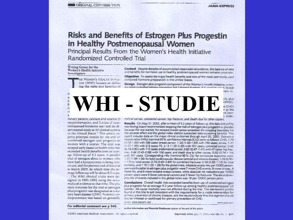 WHI - STUDIE
