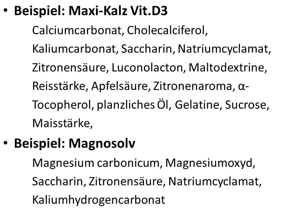 Beispiel: Maxi-Kalz Vit.D3