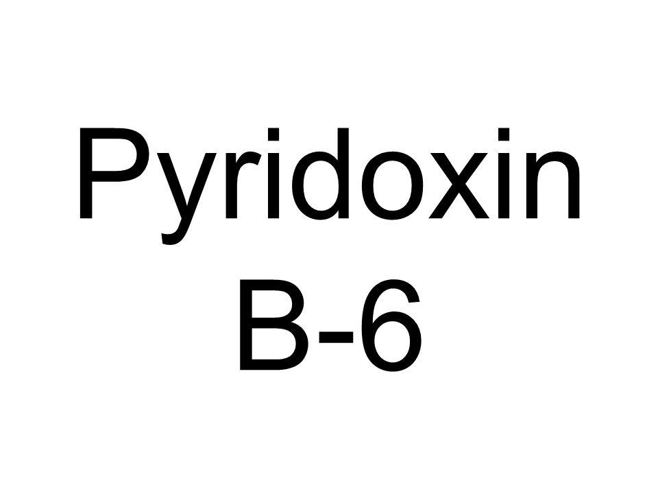 Pyridoxin B-6