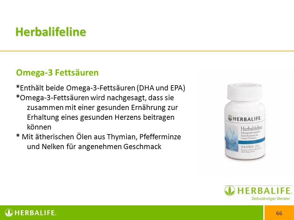 Herbalifeline Omega-3 Fettsäuren