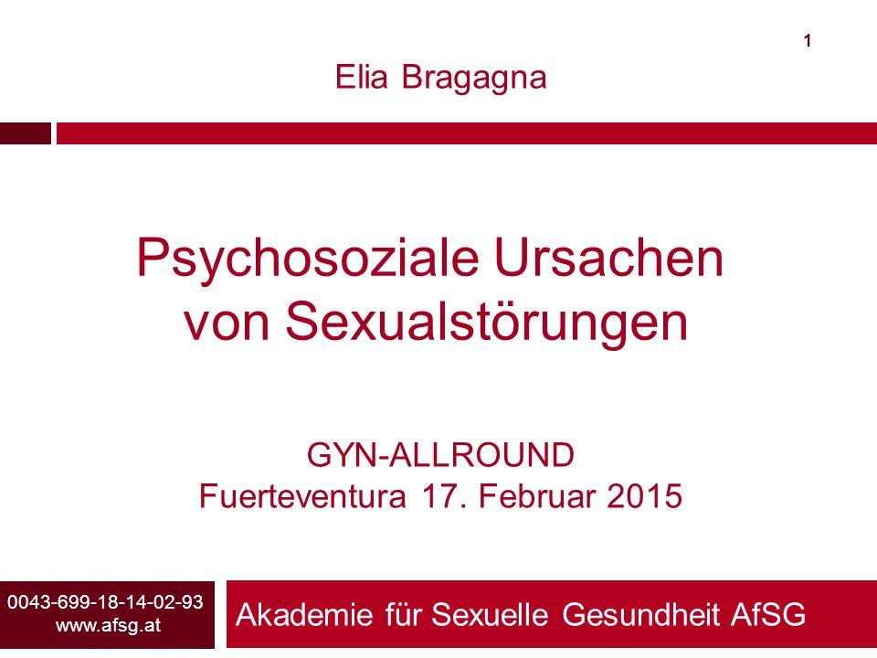 Akademie für Sexuelle Gesundheit AfSG