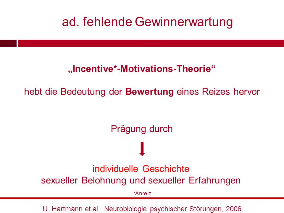 """Incentive*-Motivations-Theorie"