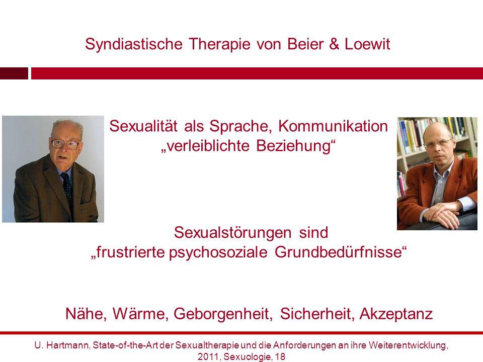 Syndiastische Therapie von Beier & Loewit