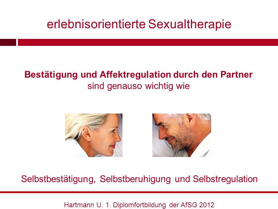 Bestätigung und Affektregulation durch den Partner