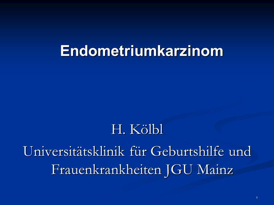 Universitätsklinik für Geburtshilfe und Frauenkrankheiten JGU Mainz