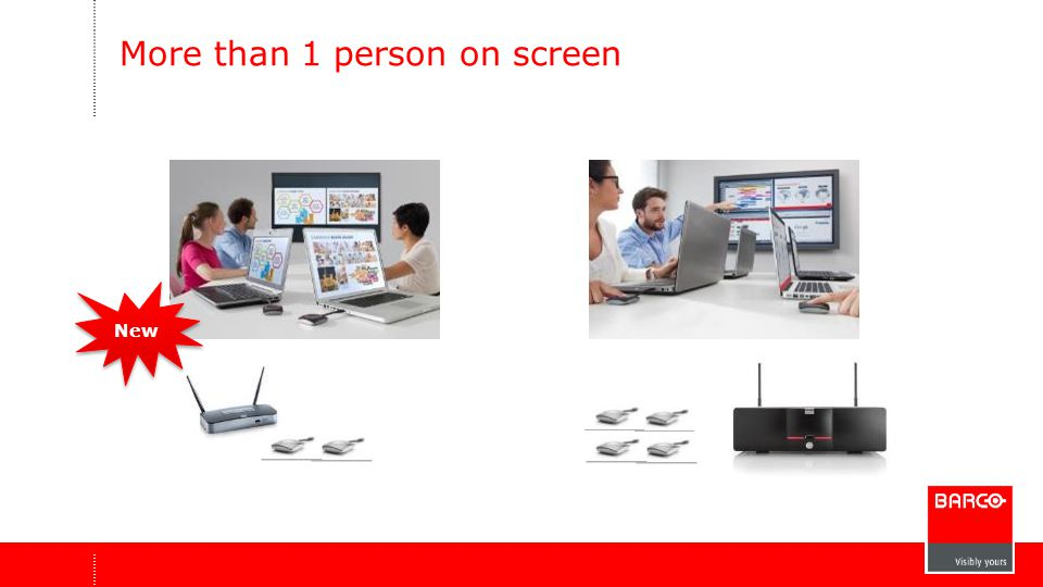 More than 1 person on screen
