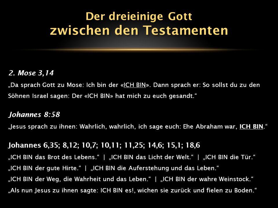 zwischen den Testamenten