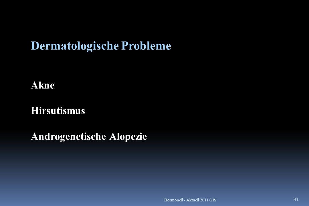 Dermatologische Probleme