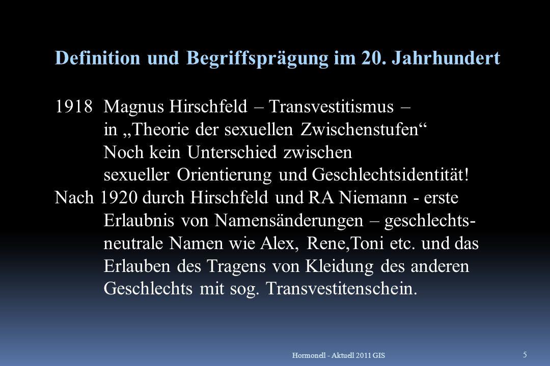 Definition und Begriffsprägung im 20. Jahrhundert