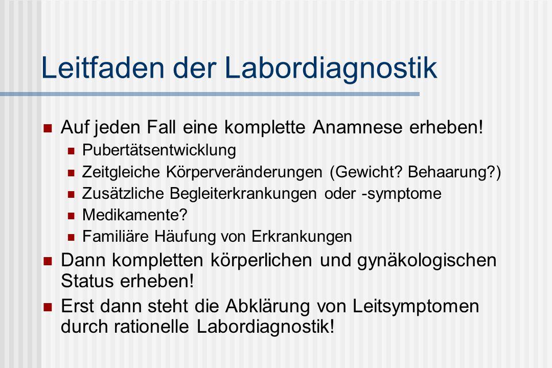 Leitfaden der Labordiagnostik