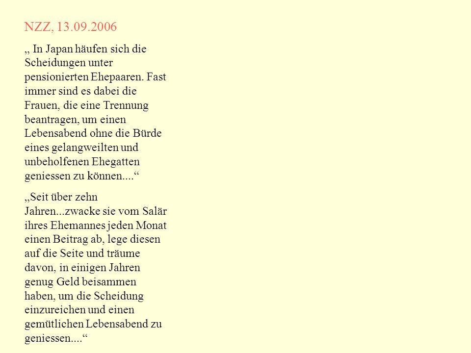 NZZ, 13.09.2006