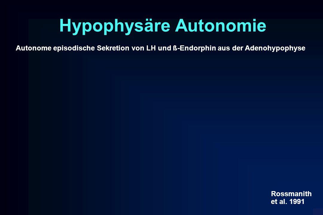 Hypophysäre Autonomie