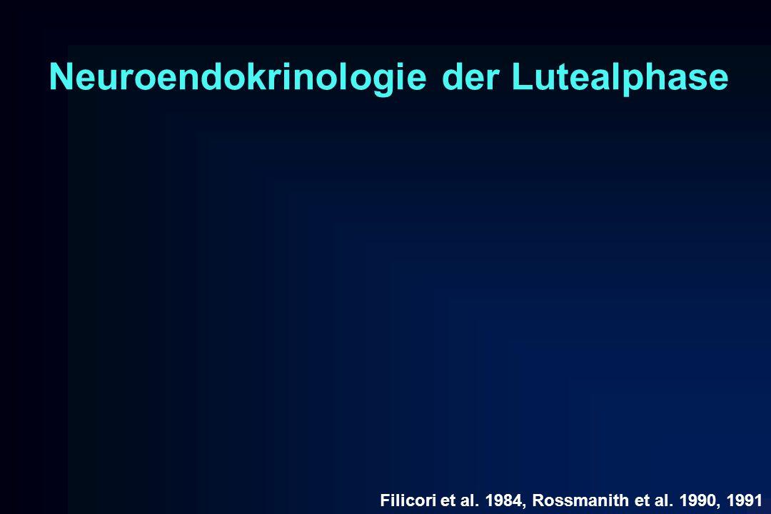 Neuroendokrinologie der Lutealphase