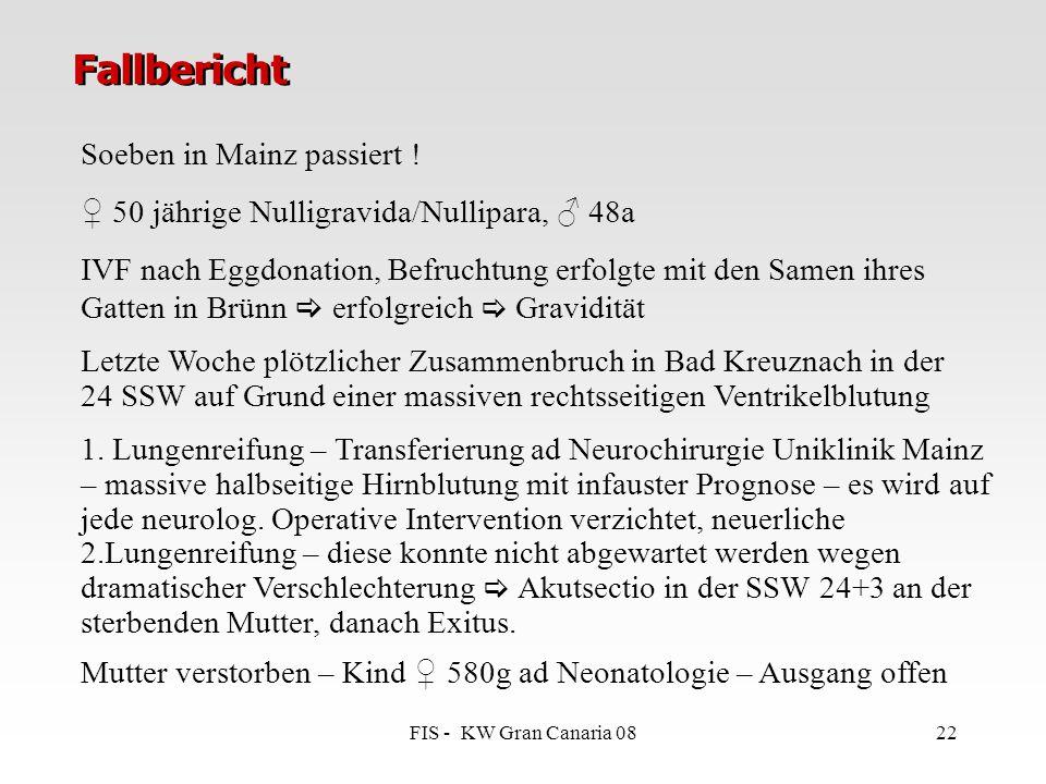 Fallbericht Soeben in Mainz passiert !