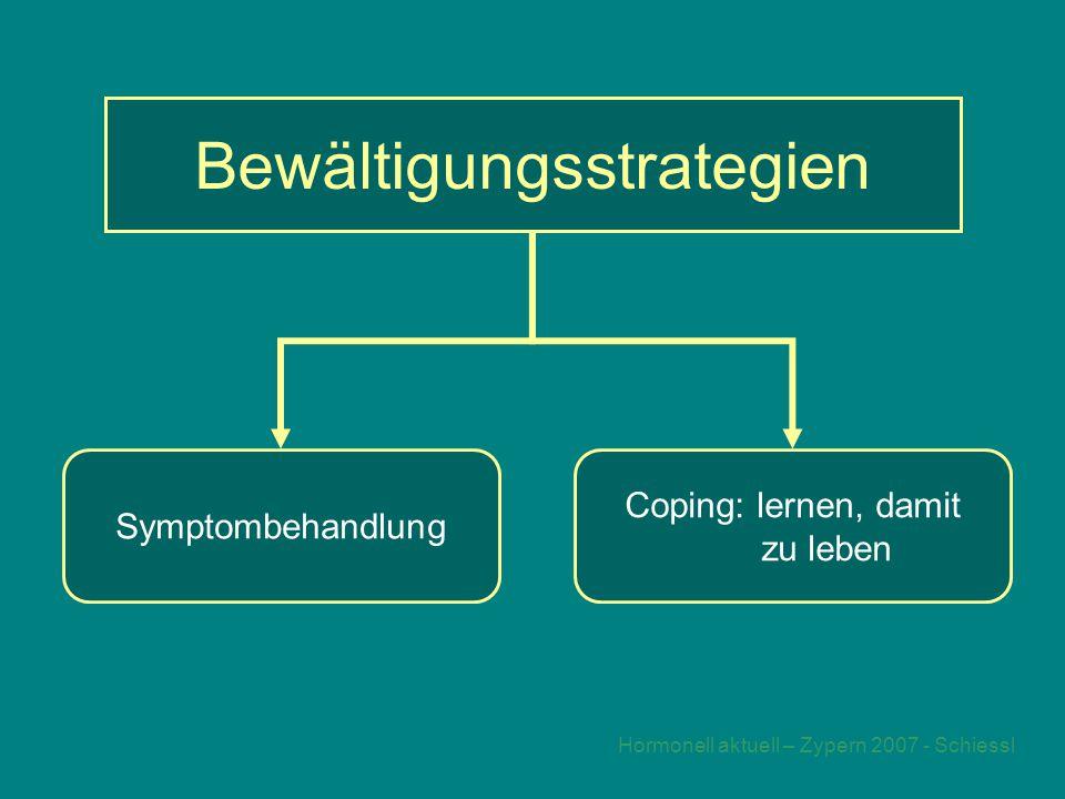 Bewältigungsstrategien