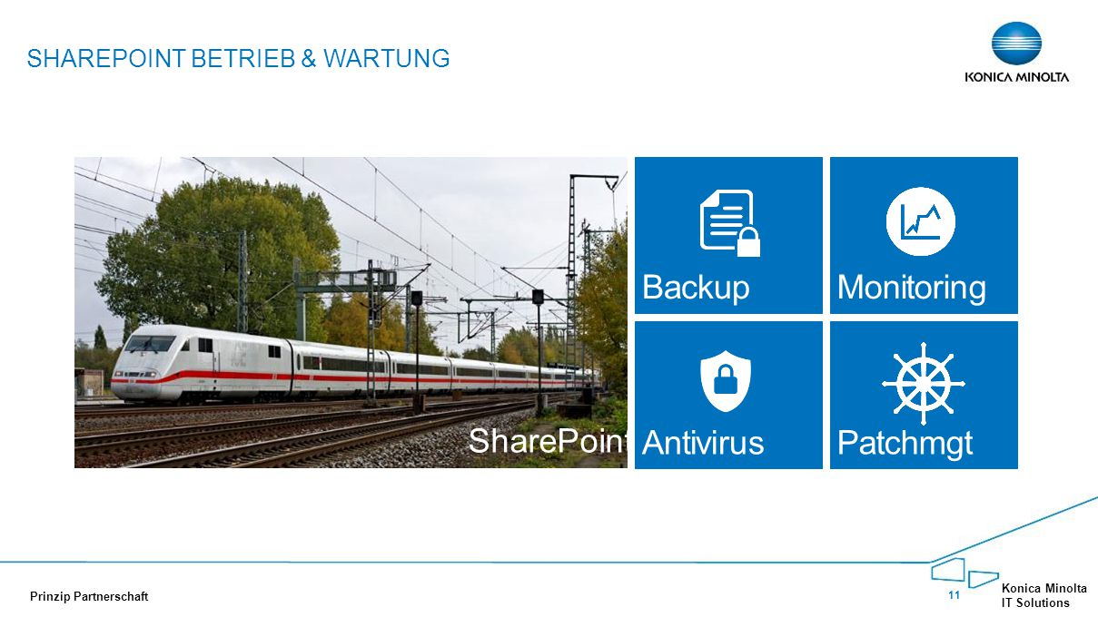 SharePoint Betrieb & Wartung