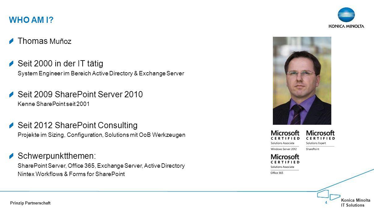 Seit 2009 SharePoint Server 2010