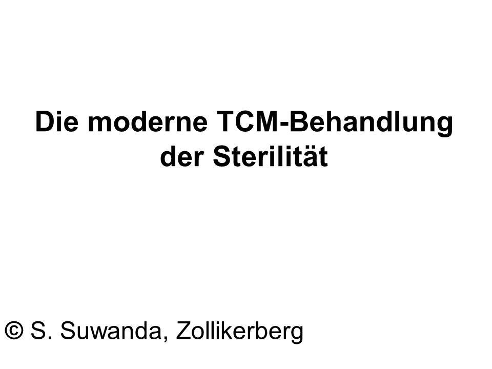 Die moderne TCM-Behandlung der Sterilität