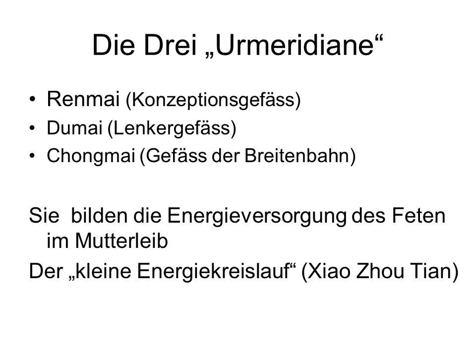 """Die Drei """"Urmeridiane"""