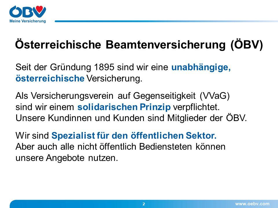 Österreichische Beamtenversicherung (ÖBV)