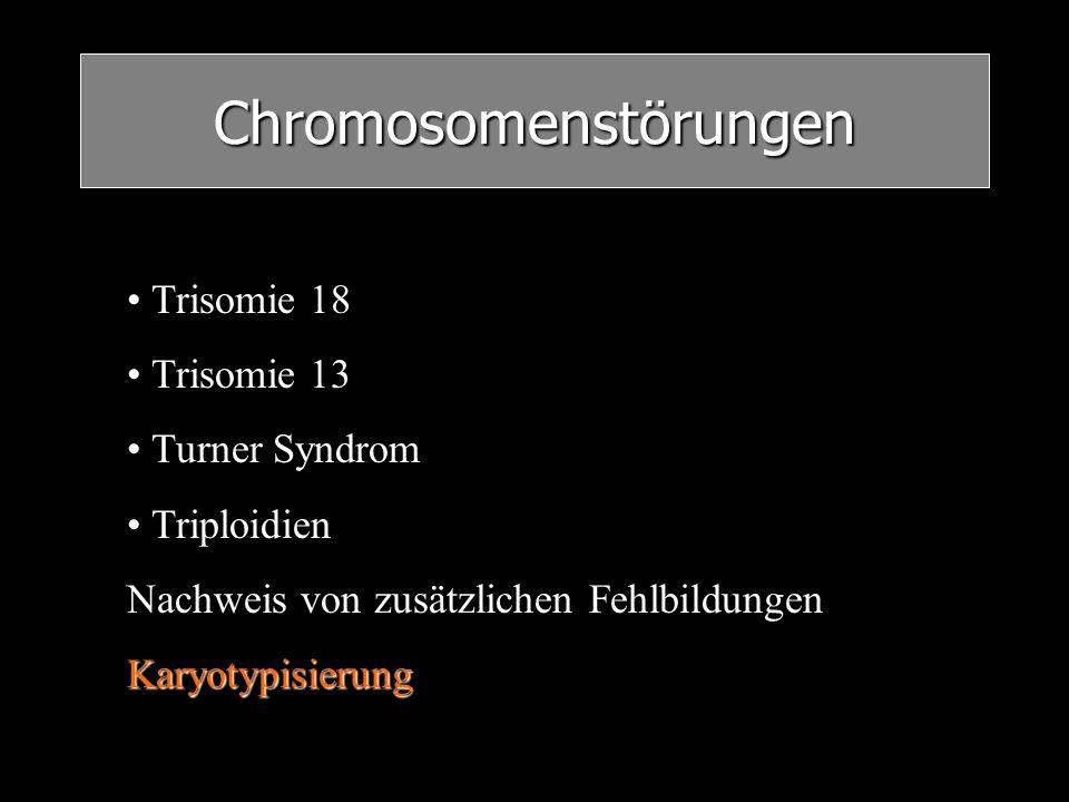 Chromosomenstörungen