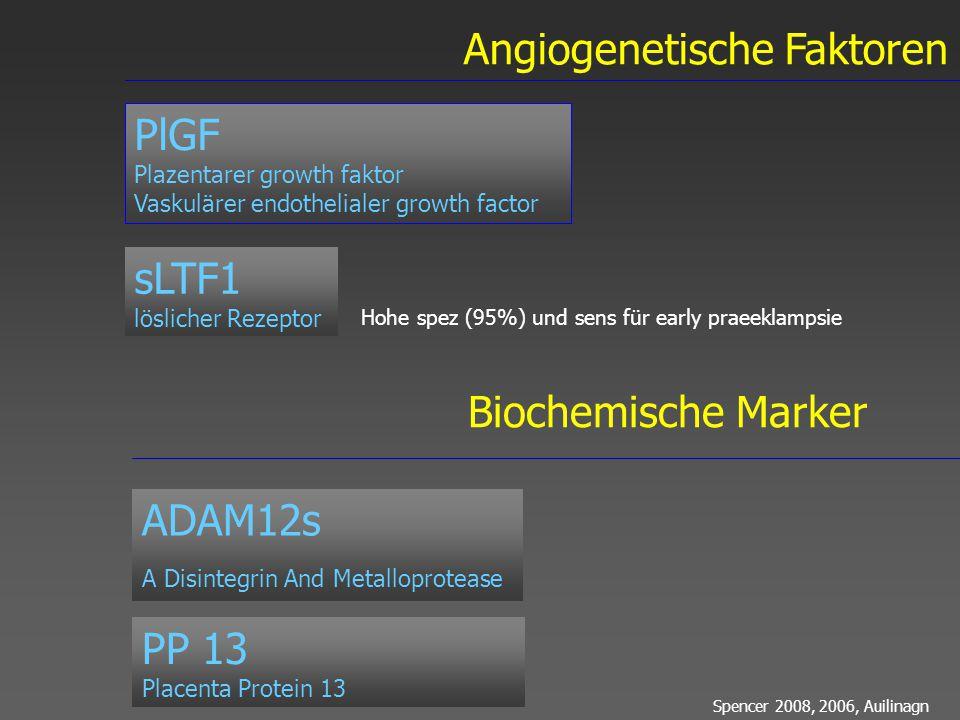 Angiogenetische Faktoren