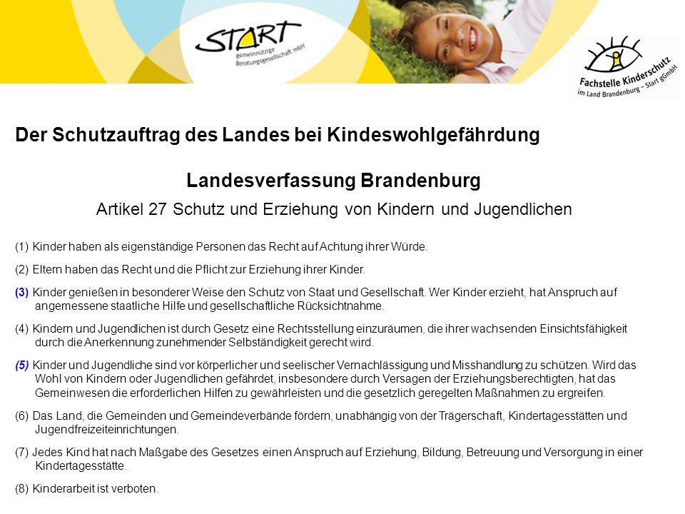 Landesverfassung Brandenburg