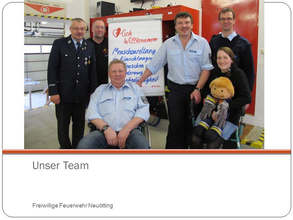 Unser Team Freiwillige Feuerwehr Neuötting