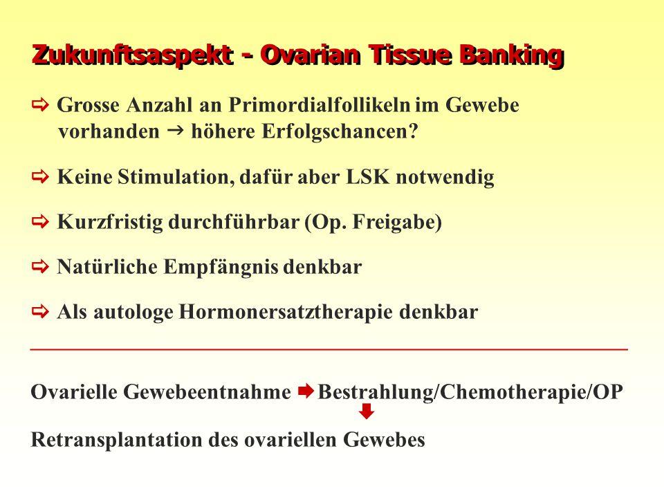 Zukunftsaspekt - Ovarian Tissue Banking