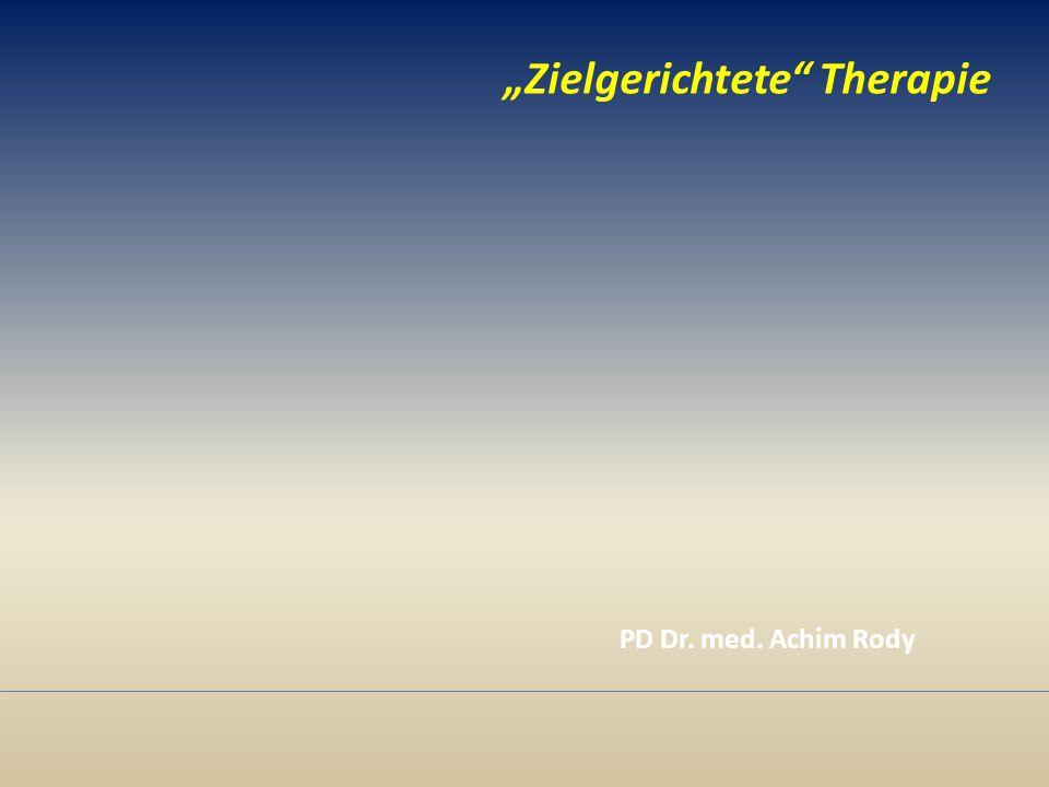 """""""Zielgerichtete Therapie"""