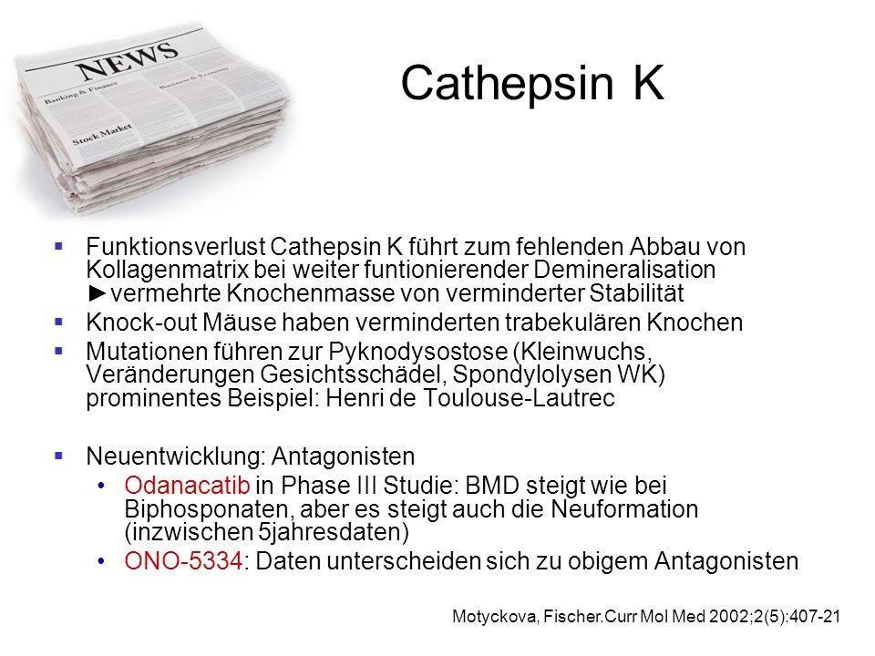 Cathepsin K