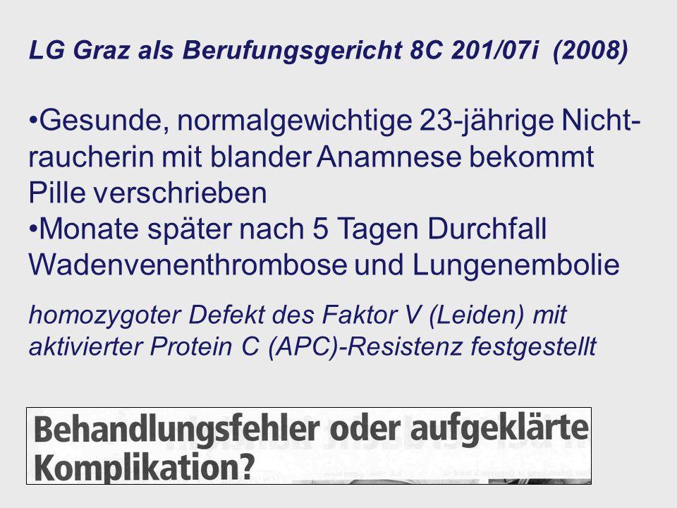LG Graz als Berufungsgericht 8C 201/07i (2008)