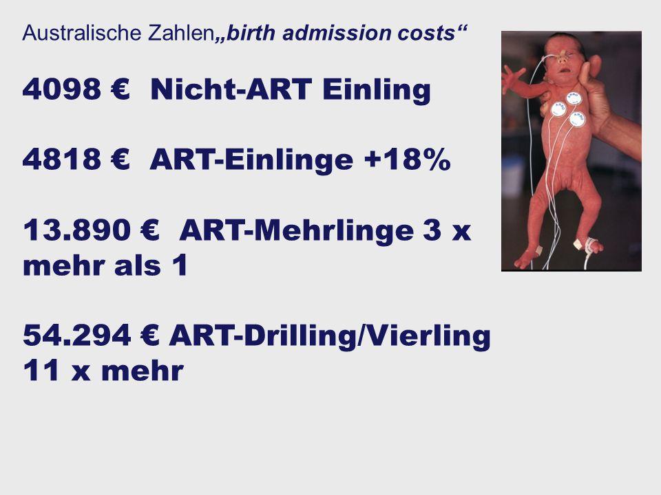 13.890 € ART-Mehrlinge 3 x mehr als 1
