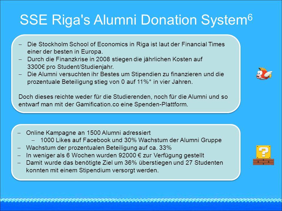 SSE Riga s Alumni Donation System6