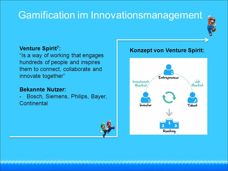 Gamification im Innovationsmanagement