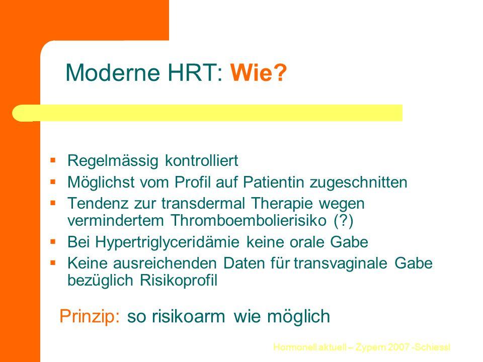 Hormonell aktuell – Zypern 2007 -Schiessl