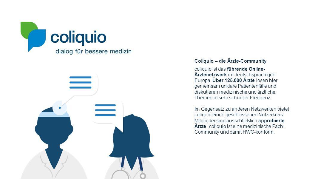 Coliquio – die Ärzte-Community