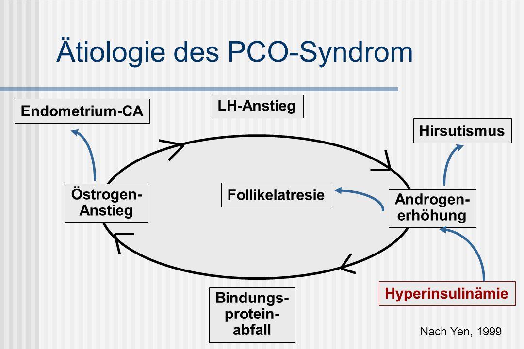 Ätiologie des PCO-Syndrom
