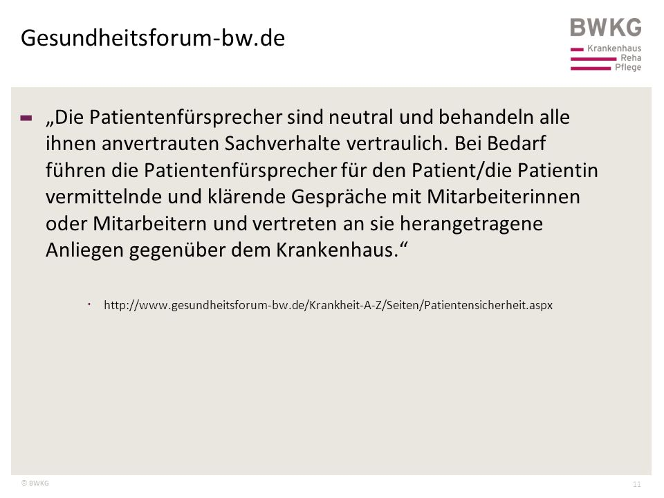 Gesundheitsforum-bw.de