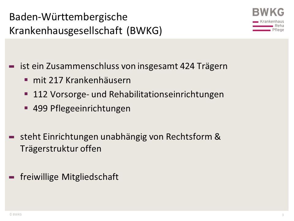 Baden-Württembergische Krankenhausgesellschaft (BWKG)