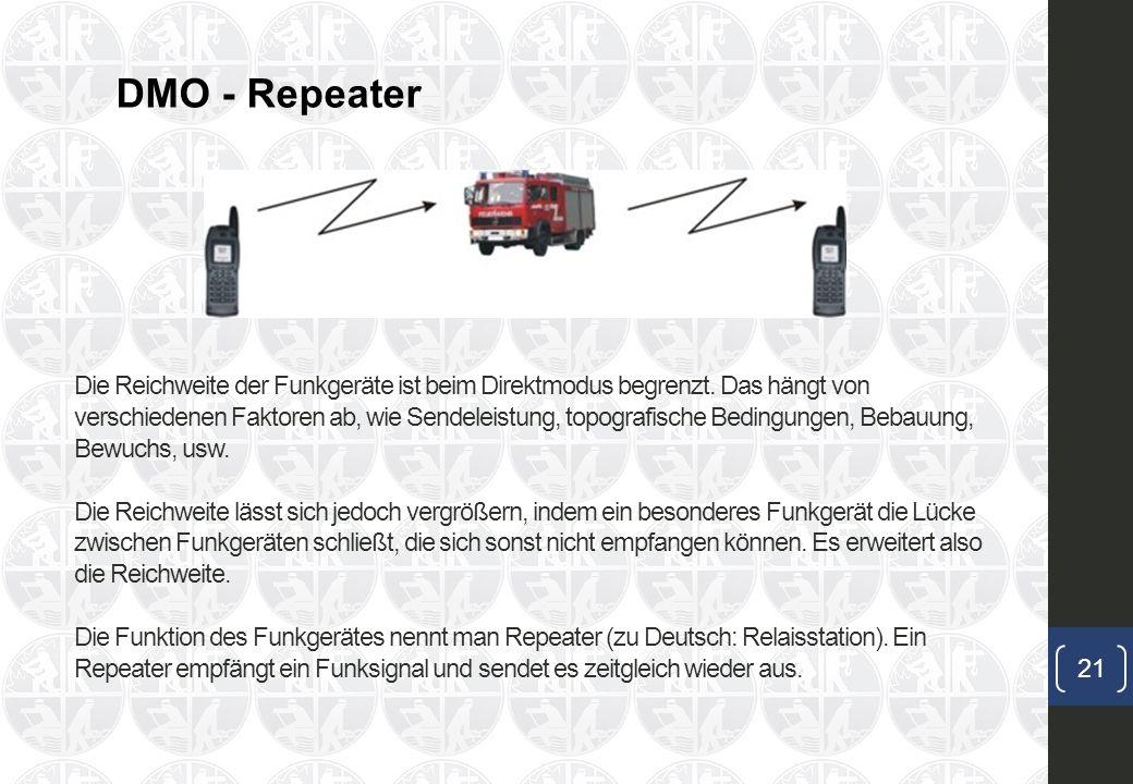 DMO - Repeater